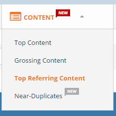 13 top referring content